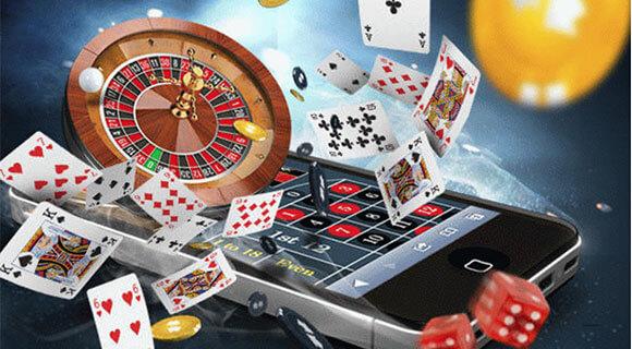 mobilní kasinové hry